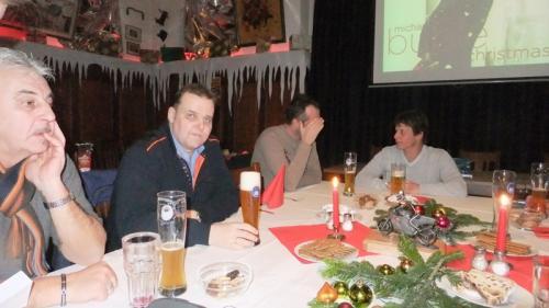 2012-12-07 Weihnachtsfeier