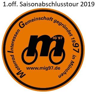 2019-10.19 1.off.Saisonabschlusstour SAT 2019